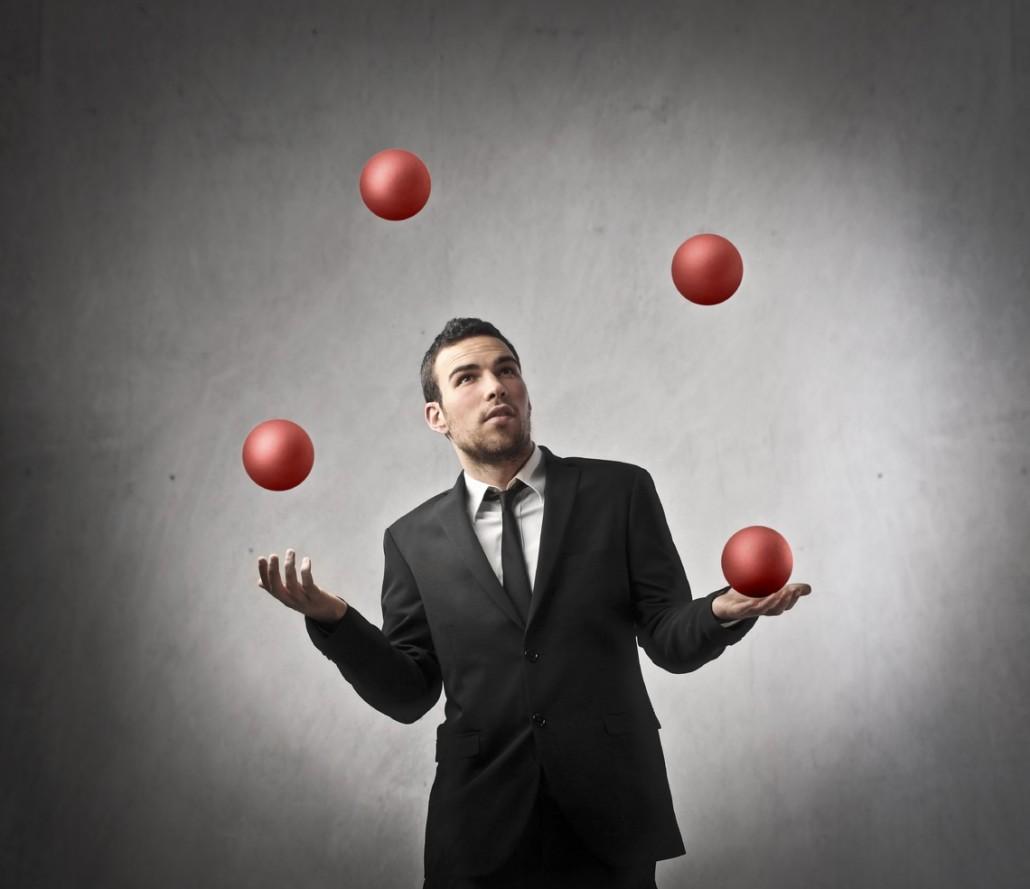 Juggling Show